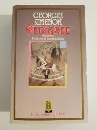 Libro de Simenon y varios más