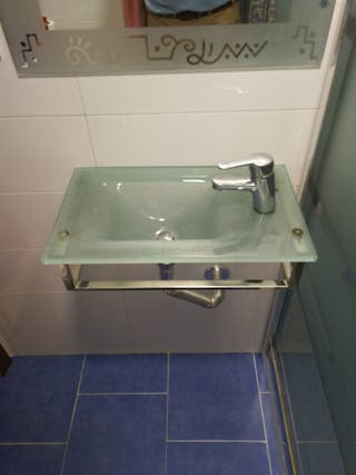 lavabo cristal