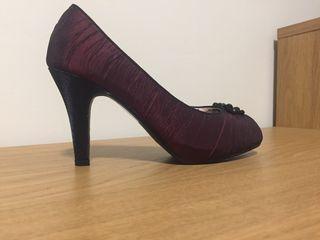 Zapato fiesta buedeos