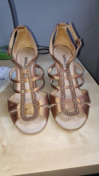 Dennise zapatos de baile Manuel Reina