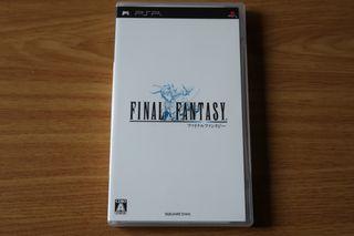 Final Fantasy I PSP Japones