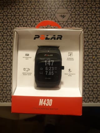 reloj polar m430 gps running watch