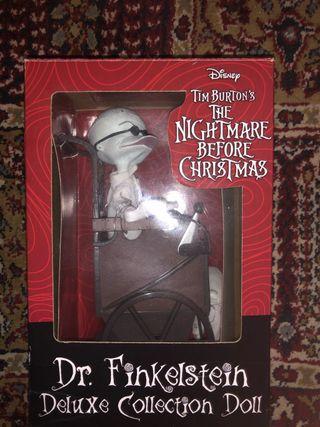 Figura personaje pesadilla antes de navidad