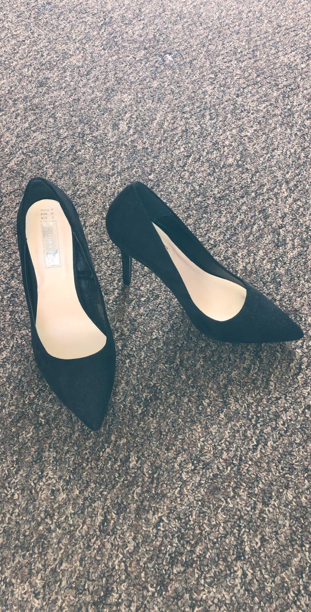 Size 6 heels
