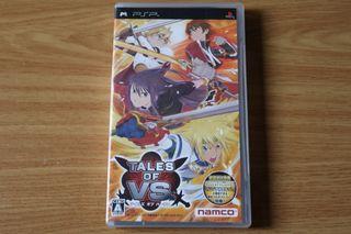Tales of vs PSP Japones