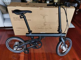 bicicleta eléctrica plegable MI QICYCLE
