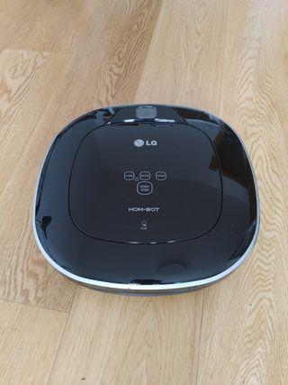 Robot Aspirador LG Hom-Bot Square Negro