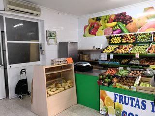 Mobiliario de frutería