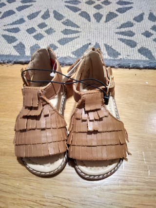 Zapatos sandalias bebé