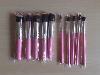 10 Brochas rosas para Maquillaje - A estrenar