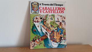 Libro infantil Caballeros y Castillos