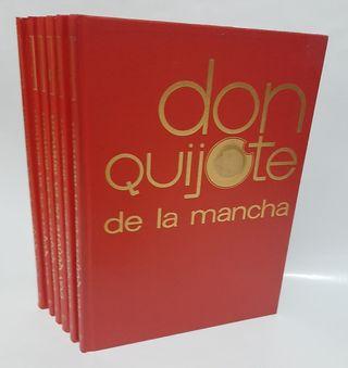 Colección Don Quijote de la Mancha en cómics.
