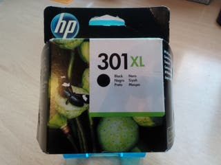 Cartuchos tinta para impresora HP-301XL