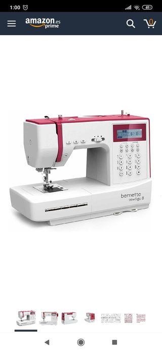 Máquina de coser electrónica