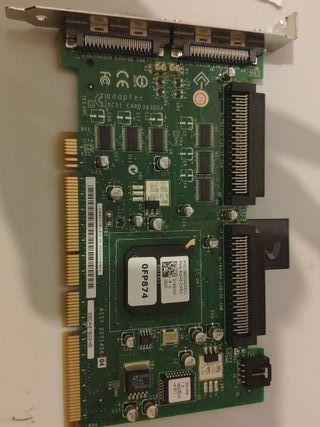 controladora SCSI adaptec 39320A