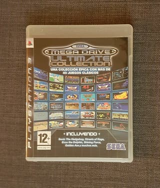 Mega Drive Ultimate Collection Ps3 PAL
