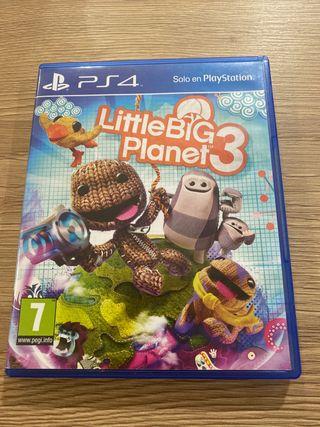 Juego PS4 LittleBigPlanet 3