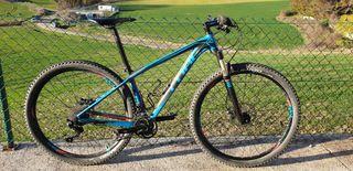 """Bicicleta montaña CUBE REACTION GTC RACE, 29"""""""
