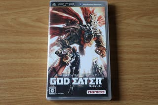 God Eater PSP Japones