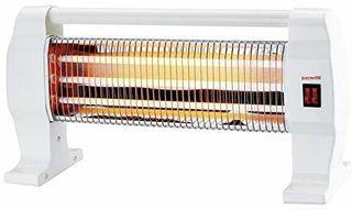 Estufa de Cuarzo, 3 ajustes de Temperatura. Nuevo
