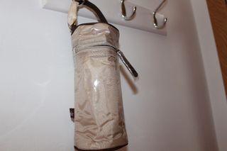 Porta biberones plastificado SIN ESTRENAR