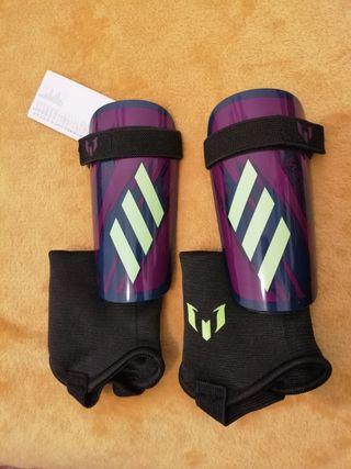 Espinilleras Adidas niño Talla S