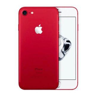 IPhone 7 128Gb Rojo -Libre