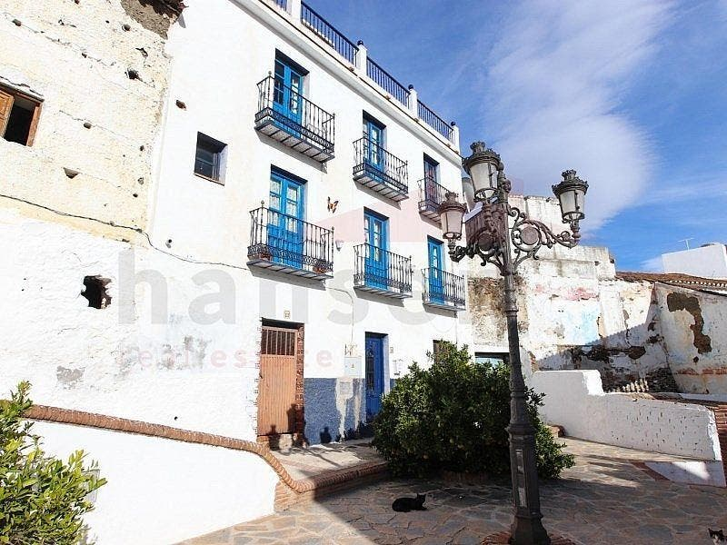 Casa pareada en venta en Arenas (Arenas, Málaga)