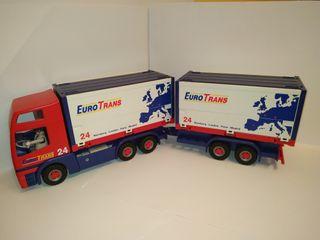 Playmobil camion