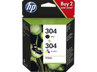 HP 304 color y negro nuevos