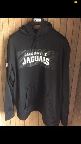Sudadera Nike Jacksonville Jaguars