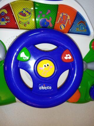 CHICCO - Boîte d'activités sonores 1er âge à 3 ans