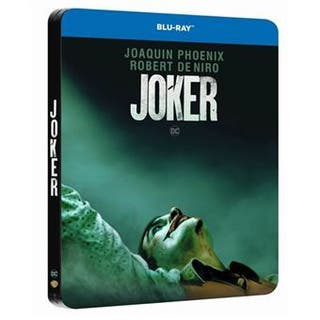 Steelbook joker. No negociable