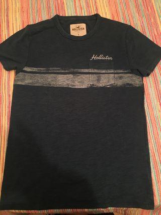 Camiseta Hollister