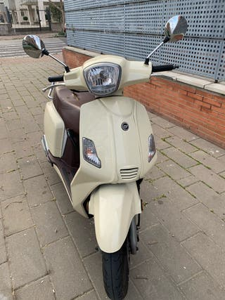 Moto keeway zahara 49