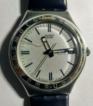 Reloj Swatch Irony Ag 1998.