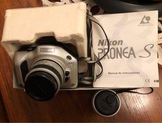 Cámara fotográfica Nikon PRONEA S