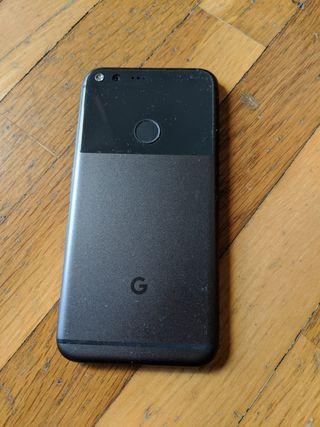 Google pixel XL en garantía
