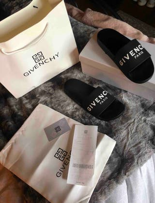 CHANCLAS GIVENCHY