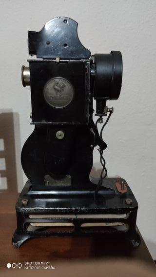 proyector cine pathé baby con películas