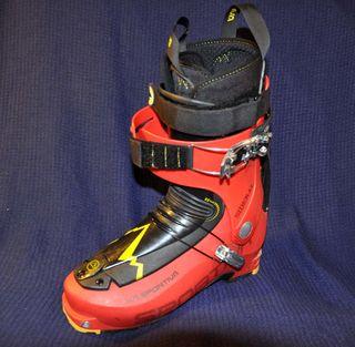 Botas esqui de travesia