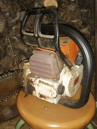 motosierra sthil 036