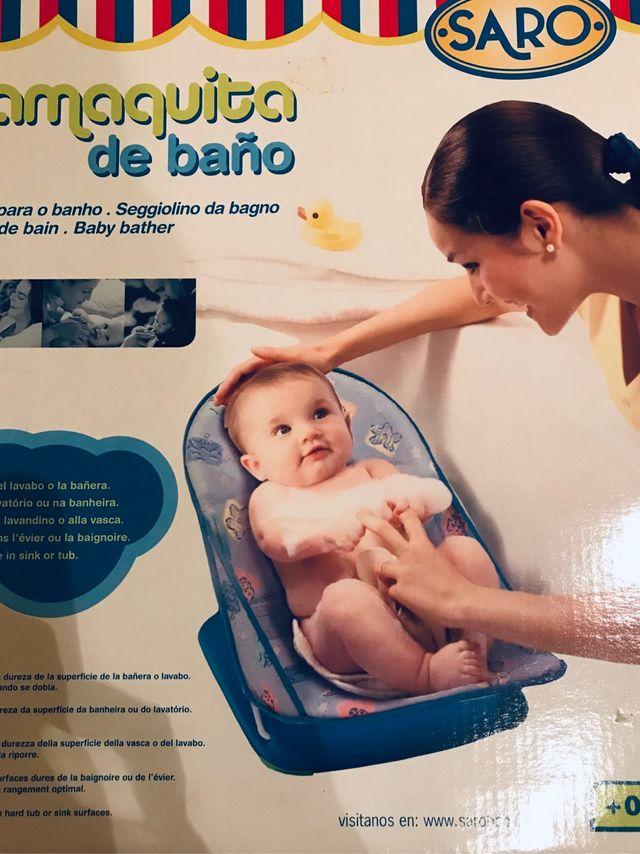 Amaquita de baño