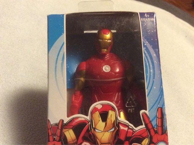 Iron Man YA NO SE VENDE EN TIENDAS