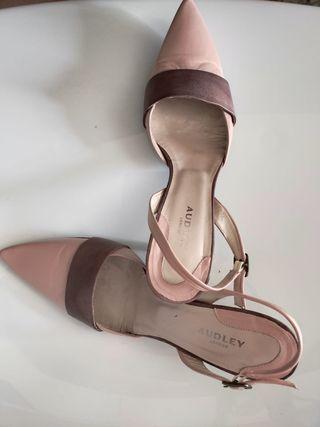 Zapato tacon aguja