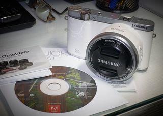 Cámara Samsung NX3000 ( Cuerpo )
