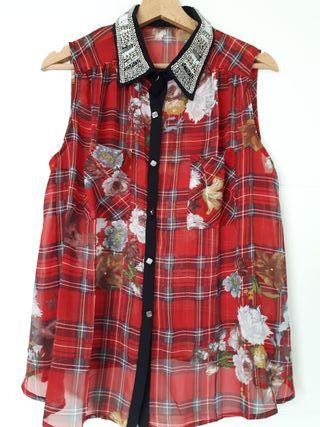 Camisa verano L-XL NUEVA