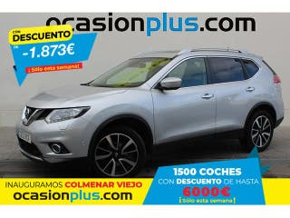 Nissan X-Trail 1.6 dCi N-Connecta XTronic 96 kW (130 CV)