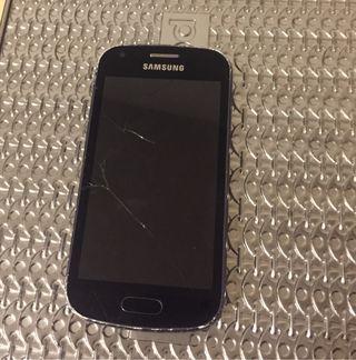 Samsung Galaxy Trend Mini sin batería física