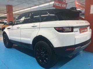 Land-Rover Range Rover Evoque 12 MESES DE GARANTIA, GPS, CAMARA
